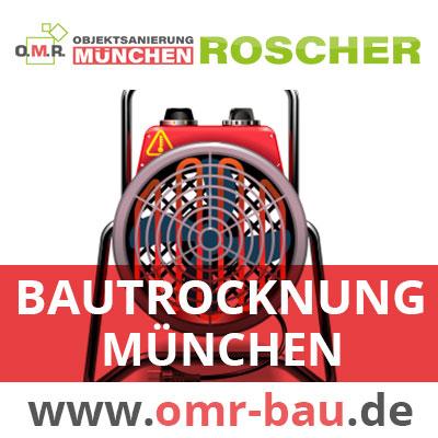 Bautrocknung München