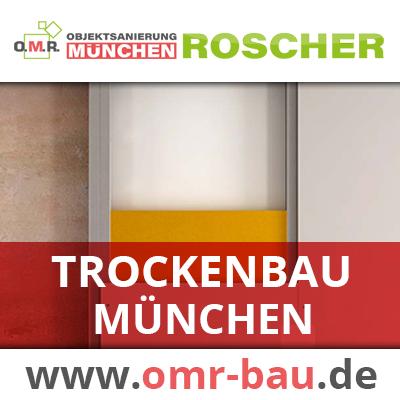 Trockenbau München