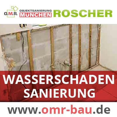 Wasserschaden München
