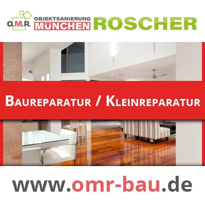 Innenausbau München - Baureparatur, Kleinreparatur