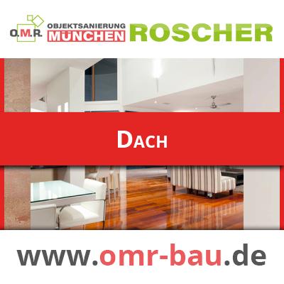 Innenausbau München - Dach