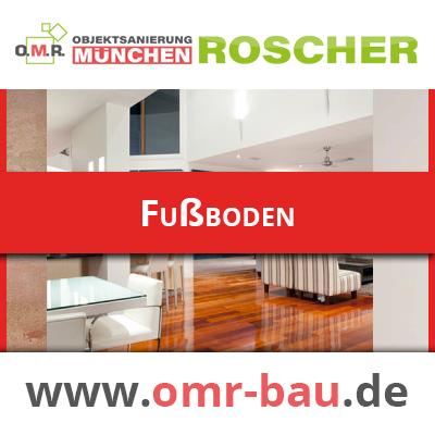 Innenausbau München - Fußboden