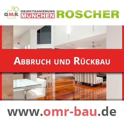 Innenausbau München - Abbruch und Rückbau
