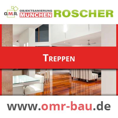Innenausbau München - Treppen