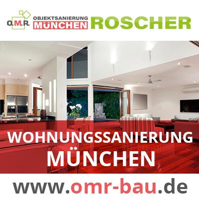 Wohnungssanierung München