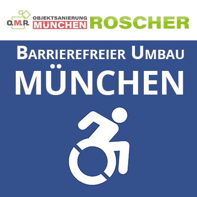 Barrierefreier Umbau München